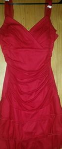 Beautiful red trixxi dress
